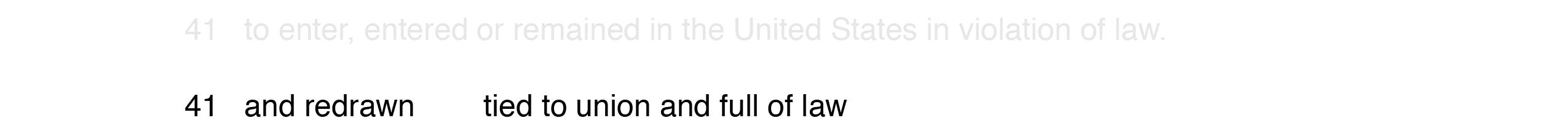 Ryan Clark Immigrant Visa